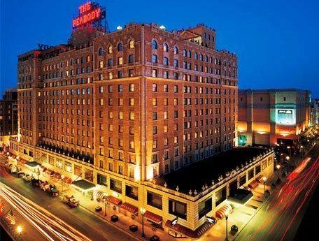 Beautiful Historic Peabody Hotel (Memphis, TN)