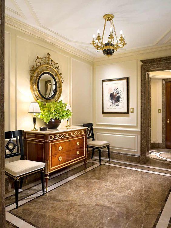John B Murray Architect Apartments les Beaux Intérieurs