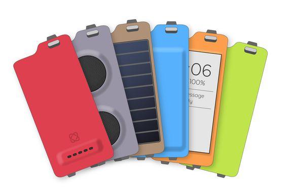 ドラえもん並の能力を持つiPhoneケース、Kickstarterで現在出資者を募集中   TechCrunch Japan