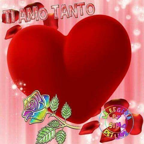 Il Mio Amore Cosi Tanto Foto Ti Amo Immagine Ti Amo Immagini Amore