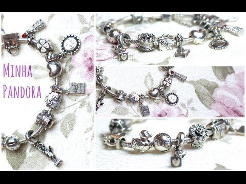 Oi meninas, tudo bom? Hoje eu vim mostrar a minha pulseira Pandora e os berloques que eu tenho. Vamos ver? httpvh://www.youtube.com/watch?v=vN_NEEIELwc Qual o seu pingente preferido? Espero que tenham...