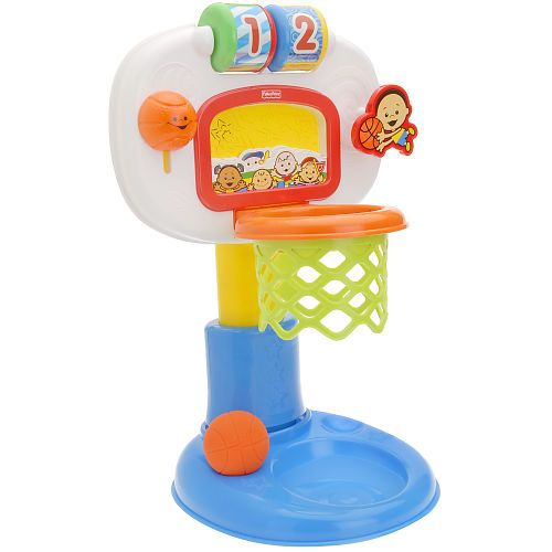 Toys For Cheerleaders : Fisher price brilliant basics dunk n cheer basketball