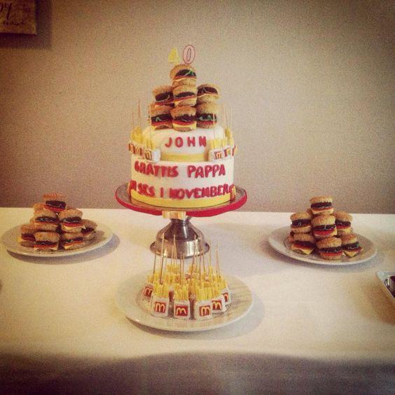 torta MCDonald