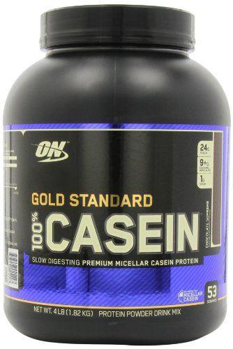 Optimum Nutrition Protéine 100% Caséine Gold Standard Chocolat Suprême 1,8 kg   Your #1 Source for Health & Personal Care Products