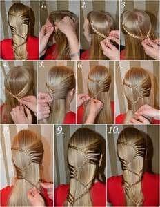 Braid Styles Step by Step - Bing Images