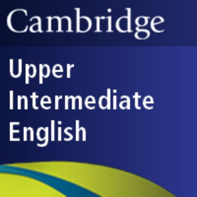 Upper intermediate level english grammar