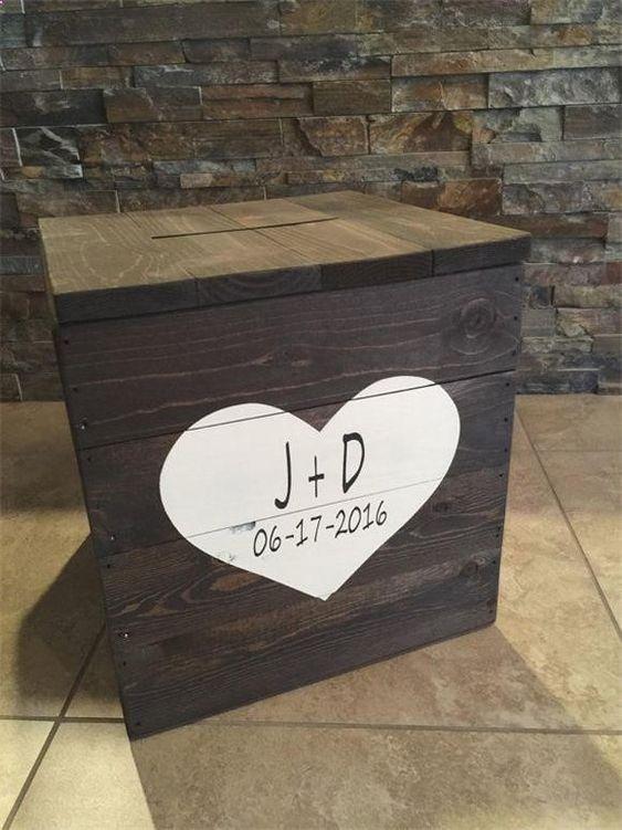 Creative Wedding Card Box Card Box Wedding Card Box Wedding Diy Wedding Cards