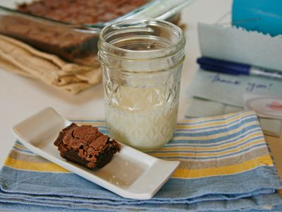 Agnes' Fudgy Brownies | Recipe | Brownies