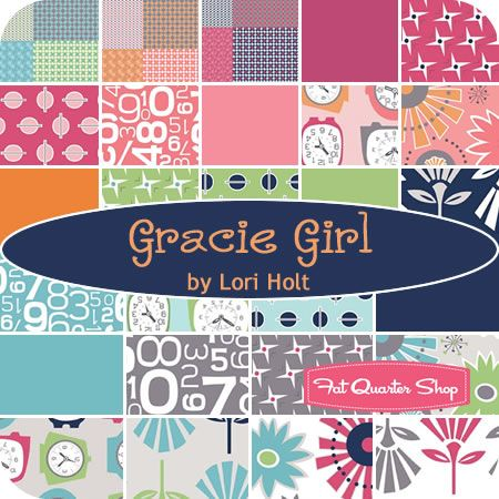 Gracie Girl Yardage Lori Holt for Riley Blake Designs