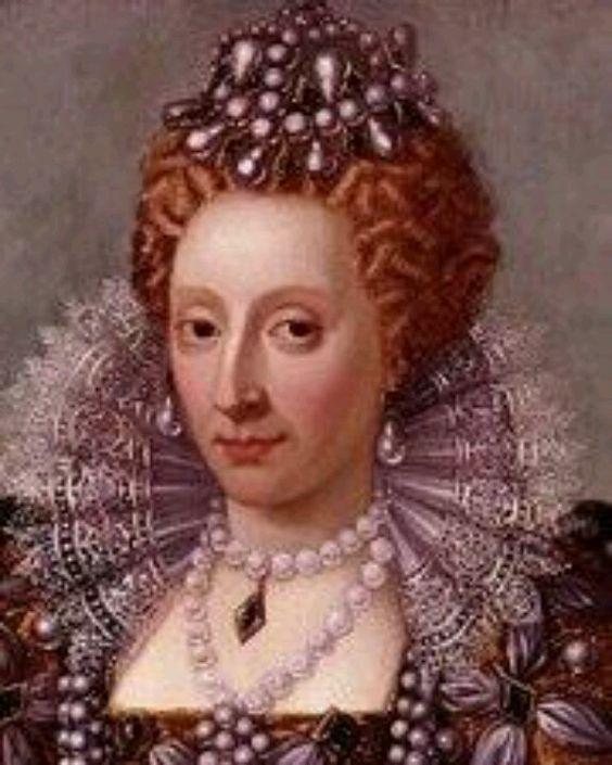 Queen Elizabeth I. dau...