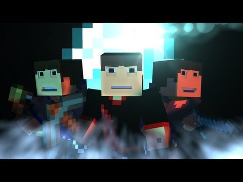 """""""We're Miners and We Know It"""" - A Minecraft Parody of LMFAO's Sexy And I Know It (Music Video) - YouTube"""