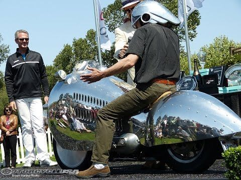 2013 Quail Motorcycle Gathering Report - Motorcycle USA