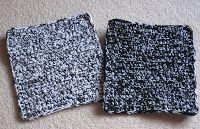 For His Glory Handiwork: Pot Holder/Hot Pad - Free Crochet Pattern