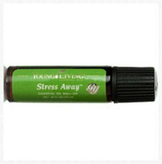 My addiction! Young Living Stress Away roll on. Http://www.youngliving.org/thumperlyn