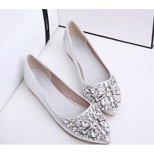 Mulheres Sapatos Couro Ecológico Primavera Verão Conforto