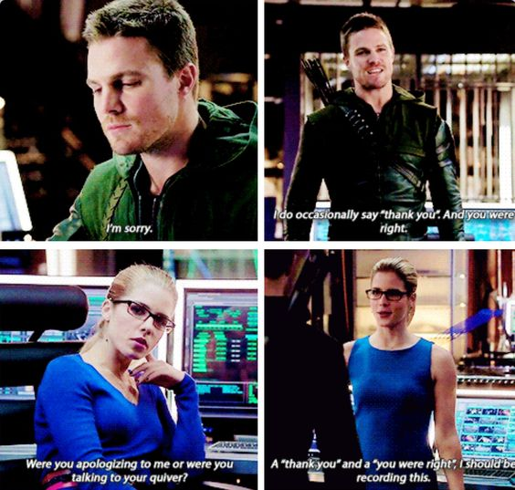 #Arrow #Olicity #2x10 #3x16