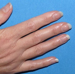When is the best time to apply TIPS Nail Conditioner?  www.askcosmetics.com