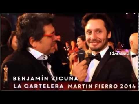 Benjamín Vicuña Audio Cartelera MF 2014 (beso)