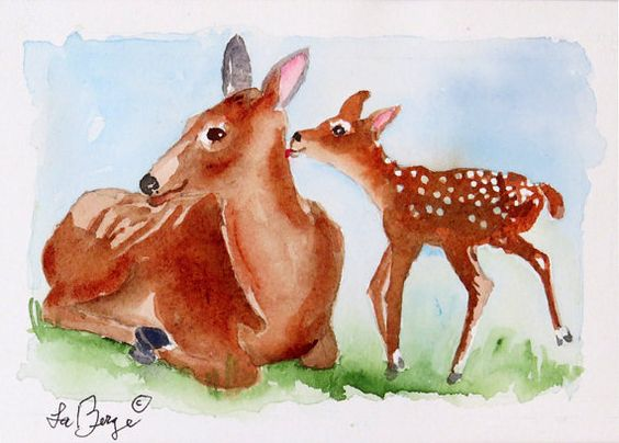 """""""Sweet Days with Mom"""" by Nancy LaBerge Muren"""