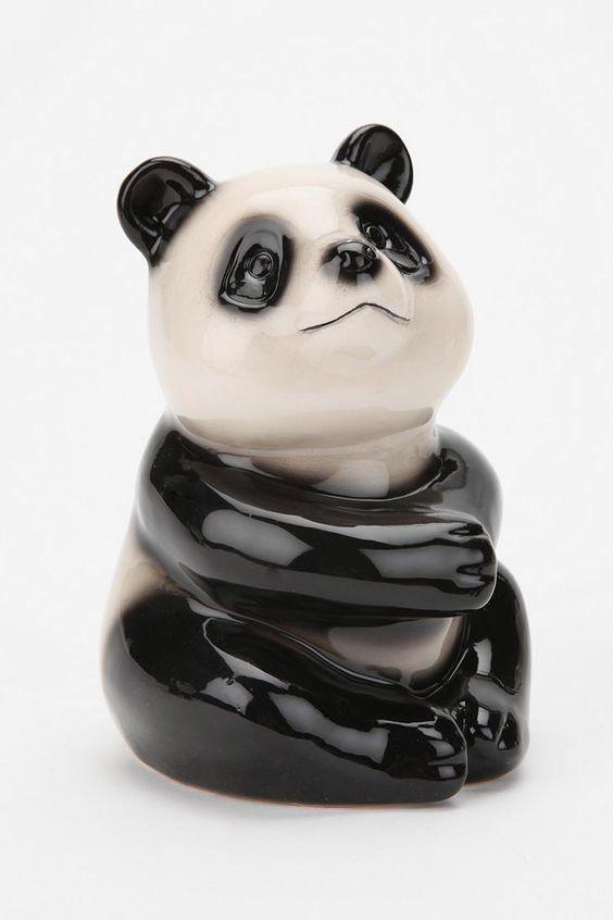Saving money just got super cute. #urbanoutfitters #panda