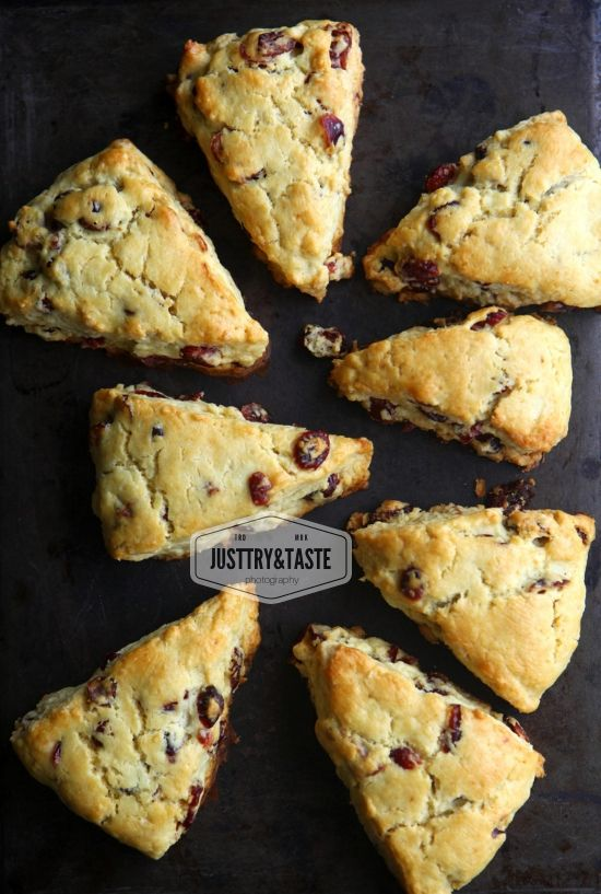 Resep Cranberry Scones Jtt Scone Cranberries Makanan Dan Minuman