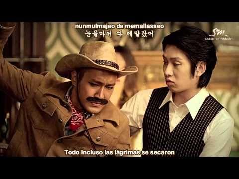 Super Junior - MAMACITA MV (Sub Español – Hangul – Roma) HD - YouTube