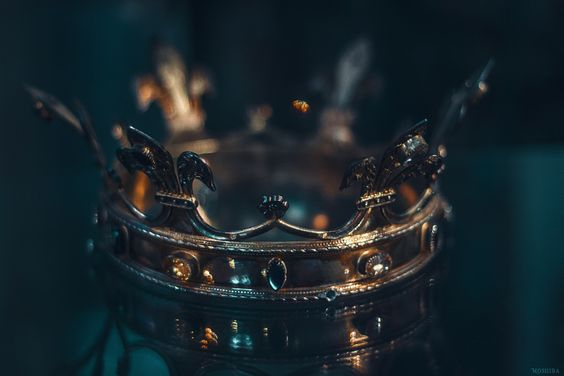 The weight of a crown. It's heavier than you think: