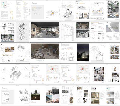Architects Portfolio Modern Architecture In 2020 Architecture Portfolio Architecture Portfolio Layout Architecture Portfolio Design