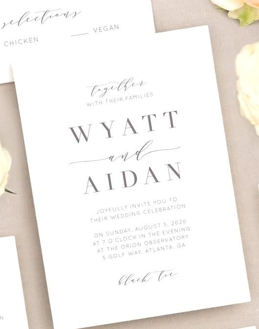 Pin By Huang Martha On My Collections In 2020 Wedding Invitation Details Card Wording Wedding Invitation Details Card Wedding Details Card