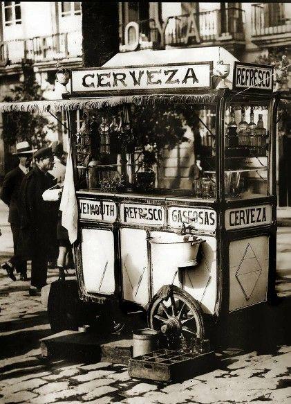 Foto antigua de Kiosco de bebidas MADRD:
