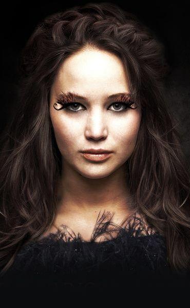 Jennifer Lawrence Katniss Everdeen Hunger Games