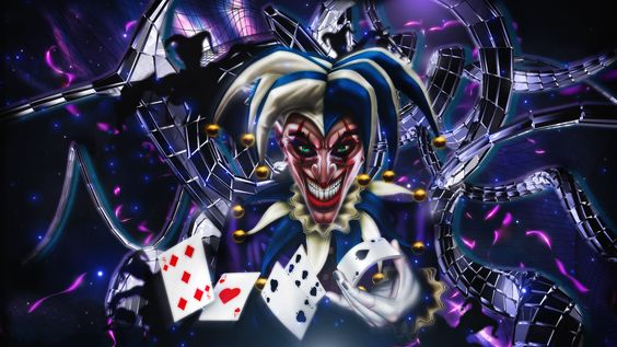 Joker Harlequin HD 1080p by aikican on deviantART