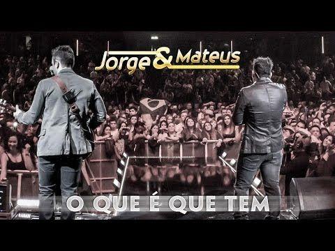 Jorge E Mateus O Que E Que Tem Novo Dvd Live In London