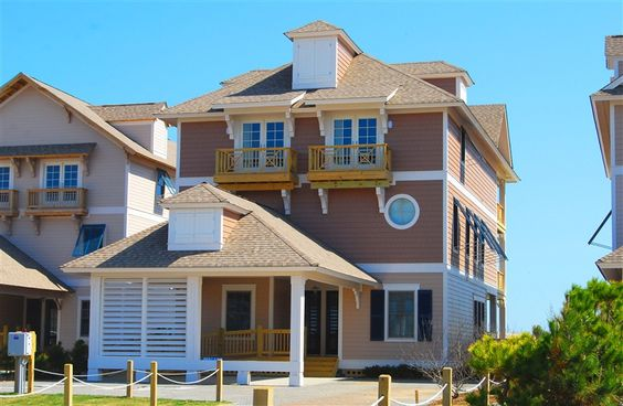 Outer banks vacation rentals rental homes and oasis on for Beach house plans outer banks