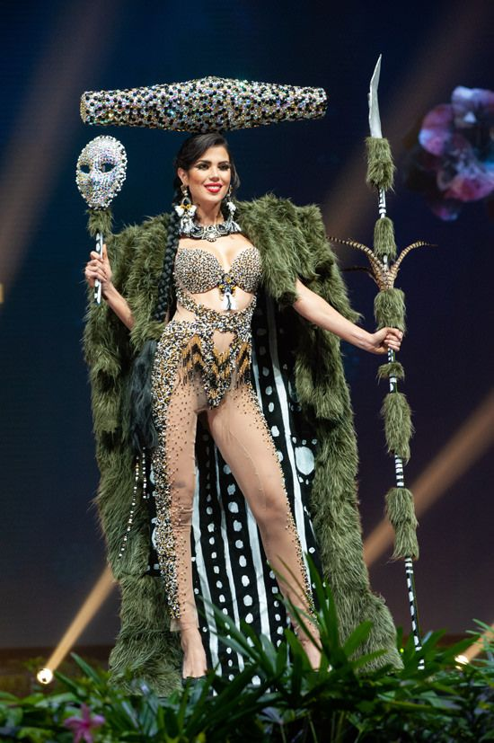 Miss Universe National Costumes 2018 Part 3: Back-Breakers | Tom + Lorenzo