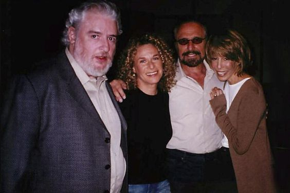 Gerry Goffin, Carole King, Barry Mann, and Cynthia Weil ...