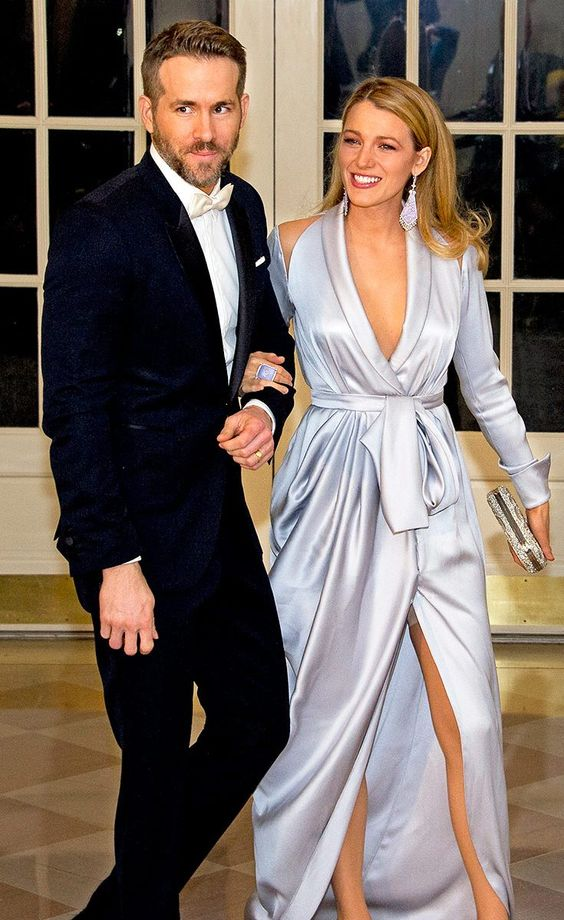 Blake Lively Ryan Reynolds; dating advice