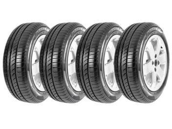 Conjunto 4 Pneus Pirelli 195/60 R13 - Cinturato P1 88H