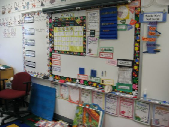 Ideas for running Morning Meetings and arranging/organizing your class meeting area