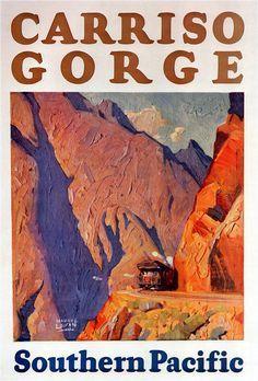Carriso Gorge ~ Maurice Logan