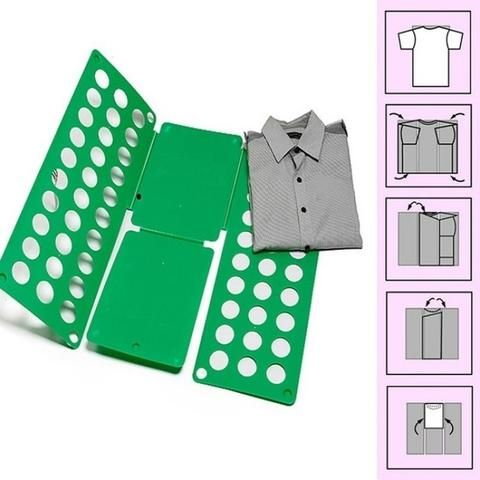Magic Lazy Clothes Folding Board In 2020 Laundry Folder Clothes