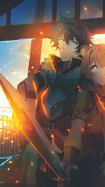 Naofumi Raphtalia The Rising Of The Shield Hero 4k 3840x2160 Wallpaper Hero Wallpaper Hero Anime