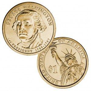 USA 1 Dollar Georg Washington