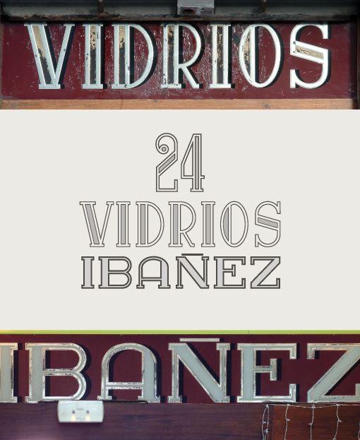 Vidrios Ibañez. Valencia