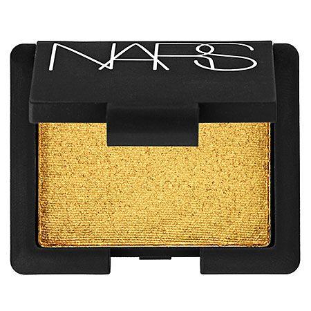 #GOLD: NARS Single Eye Shadow in Silent Night #MetallicGlory #Sephora