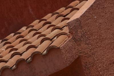 Que cor de paredes combina com um telhado de telhas vermelhas?  | eHow Brasil