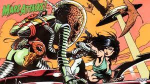 martian alien - Google Search