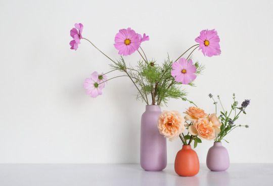 Heath Ceramics Heath Ceramics Flower Vases Ceramic Flowers