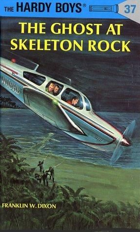 The Ghost at Skeleton Rock (Hardy Boys, book 37) by Jim Lawrence
