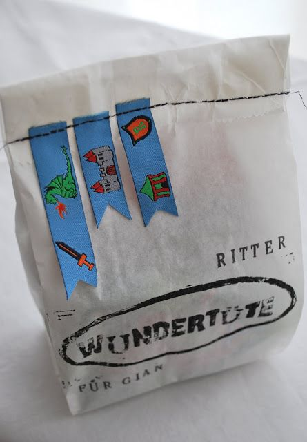Brilliante Idee: mamas kram: Schnitzereien & Wundertüte
